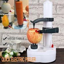Multifunction Electric Fruit And Vegetable Peeler Potato Carrot Apple Peeler Kitchen Accessories Kitchen Gadgets+2 Blade