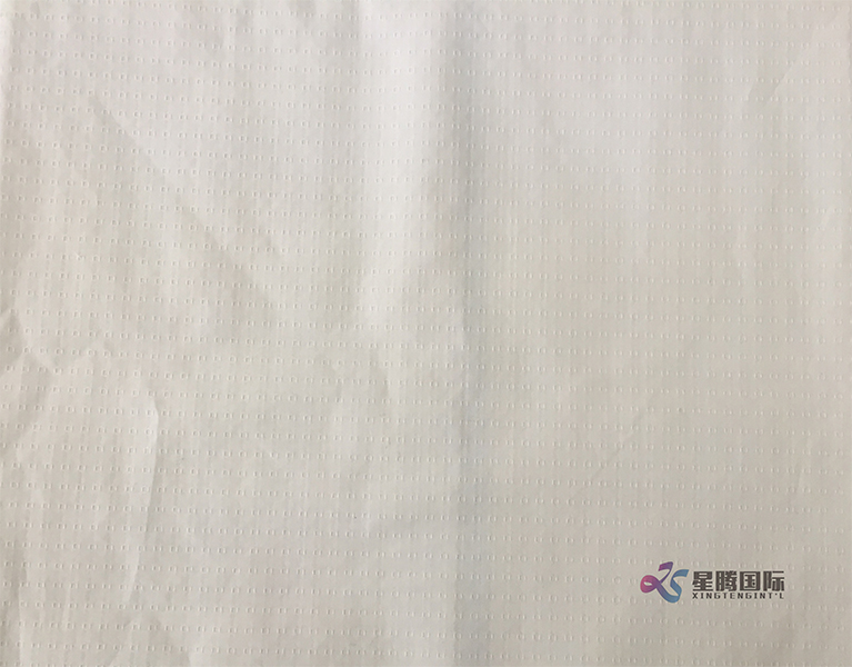 Bleached 100% Cotton Yarn Dyed Fabric