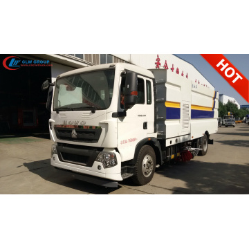 HOT SALE Sinotruck HOWO 16cbm street sweeper truck