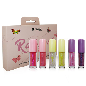 Mini Lip Gloss Set Custom lipgloss OEM lipgloss