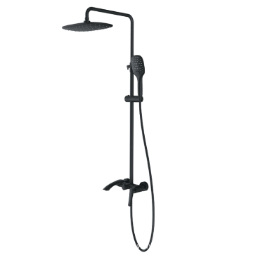 Wall-mounted Shower Sets modern