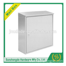 SZD SMB-009SS high quality waterproof wall mount mailboxwith low price