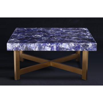 Luxury Stone Rectangle Dining Table