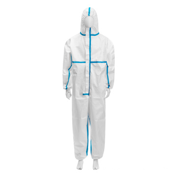 Disposable Hospital Medical Protective Coverall