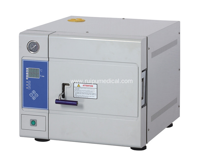 Medical 35/50L Autoclave Table Top Pressure Steam Sterilizer