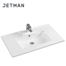 ceramic sink bathroom vanity basin