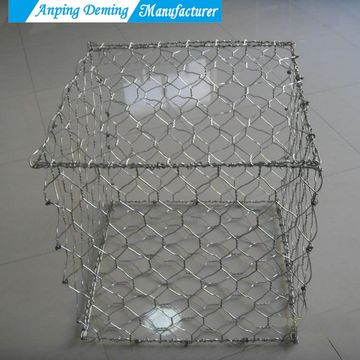 Super Quality Hot Dip Galvanized Gabion Box