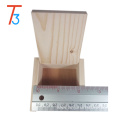 Factory wholesale custom pine craft gift box