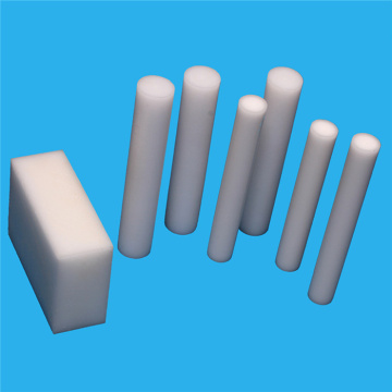 100% vigin material White/Black POM acetal pom rod
