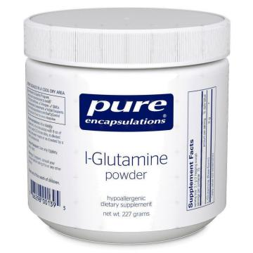 how to get l-glutamine naturally