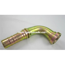 Air line hydraulic high pressure hose and fittings