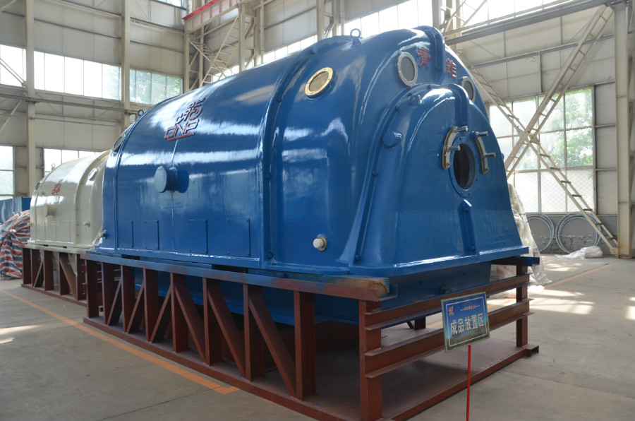 Steam Turbine Generator 42