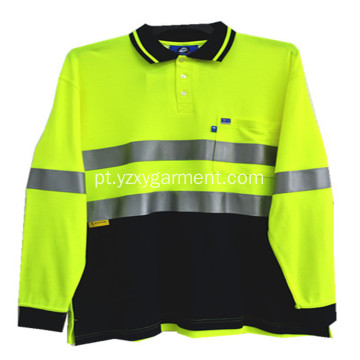 Air mesh reflector luz workwear