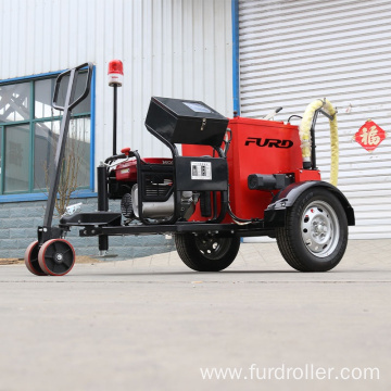 Mini concrete asphalt road pavement crack sealing machine FGF-100