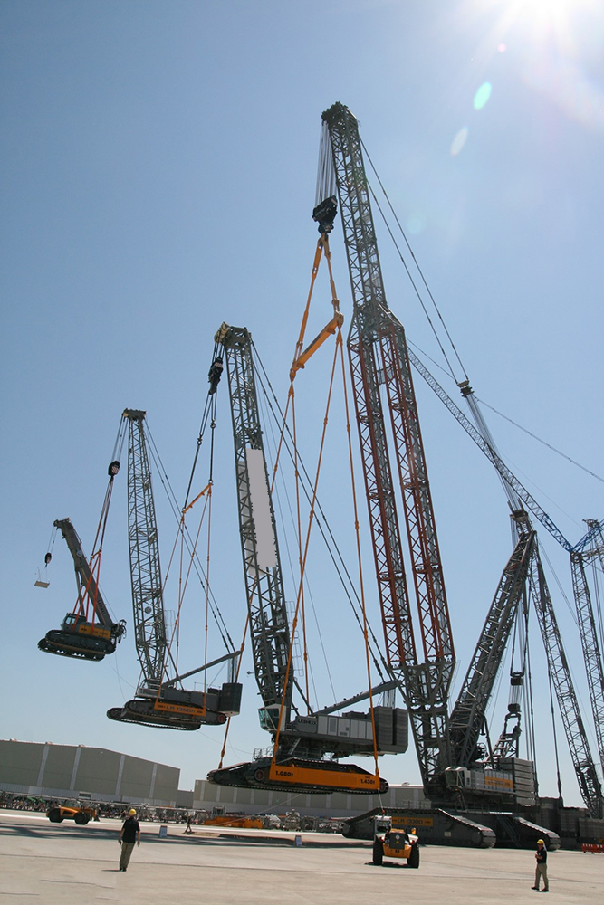 Used Hiab Cranes For Sale