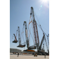 High-Performance Lattice Boom Crane on Sale