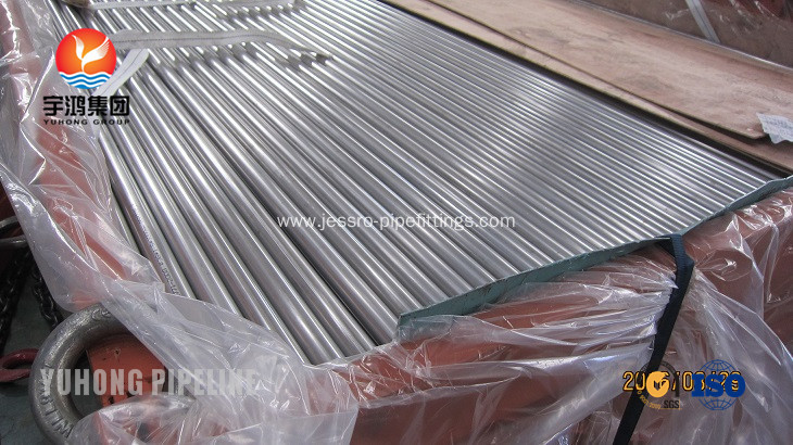 ASTM A249 TP304L Stainless Steel Tubing for Sugar Plant