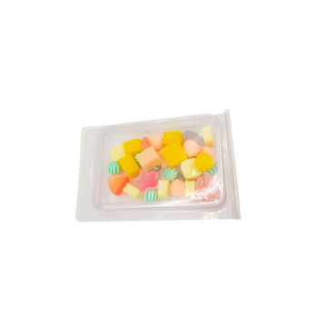 Plastic Food Fruit Clamshell Blister Packaging Box