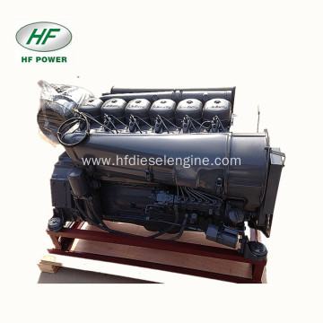 Deutz F6L912 Air-Coolrd  6-Cylinder 4-Stroke Diesel Engine