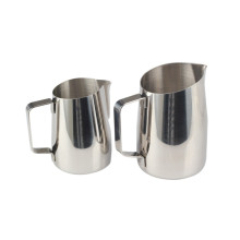 Simple Style Professional Latte Milk Frother Pitcher