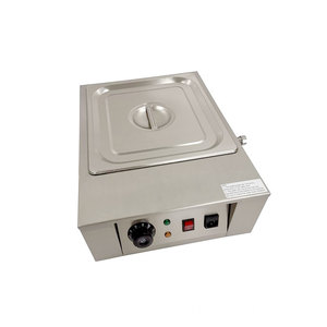 Electric Chocolate Melting Pot Chocolate Melter Machine