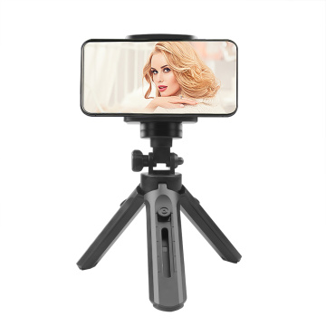 Tripods tripod for Mobile phone holder Rotatable Monopod with Clip smartphone tripe stand mini tripod for phone