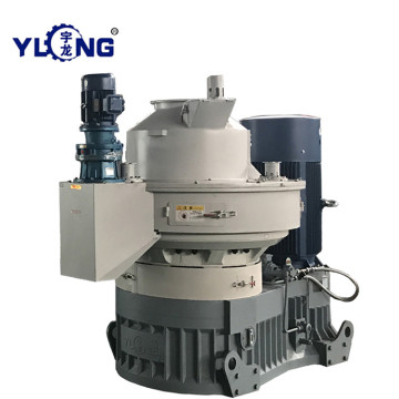 Biomass sawdust pelletizing machine granulator