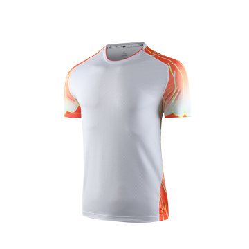 Ventilation quick drying couple shirt
