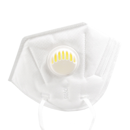 Good Quality KN95 5ply Disposable Non-woven Face Mask With Valve