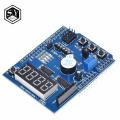 1pcs for Arduino Multifunctional Multi-functional Expansion Development Board Base Learning UNO LENARDO Mega2560 Shield DIY Kit