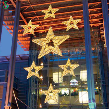 Hang 3D ourdoor impermeable Star