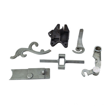 Custom steel metal casting for forklift