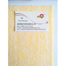 Upmarket Composite air filter paper