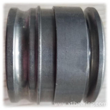 Auto tension wheel bearing ring