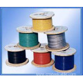 Nylon coated Galvanized Steel Cable