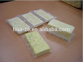 Cheese vacuum packaging machine