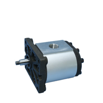 bulldozer hydraulic external gear pump