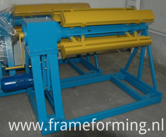 Zinc Roof Roll Forming Machine
