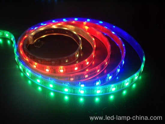 Silicone rubber extrusion IP65 3014 led strip