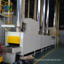 Latest Energy Saving Efficient Customized Automatic Powder Coating Line