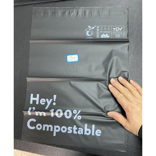 Compostable Mailers with Envelopes Mailing Bags on stock