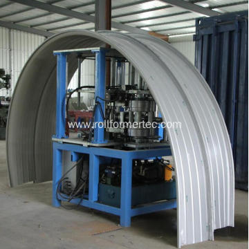 Curving machine with Convex Curved and Concave curved