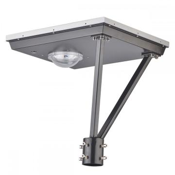 25W led solar post top light