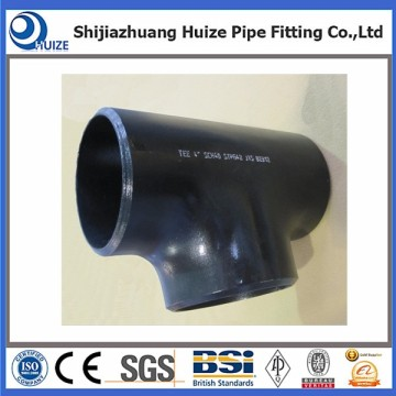 Butt-Welding Pipe Fittng Tee