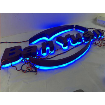 Back Lit Channel Letter Signs