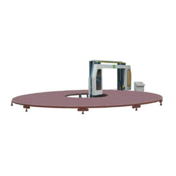 Sponge Disc Cutting Machine