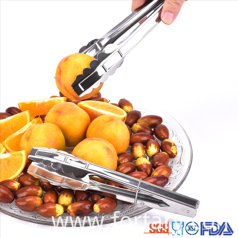 Cheap price food Tongs