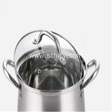 Stainless Steel 304 Soup Pot