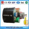 Copper Conductor Xlpe coaxial-cable For South America Market