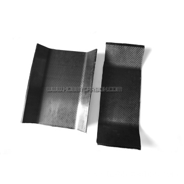 6.0mm 100% full Carbon Fiber Sheet 3K Surface
